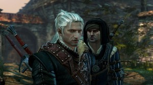 Witcher 2 lets you choose between two vastly different paths.