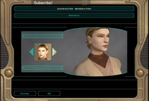 Even minimal character customization can help players feel more attached to their avatars.