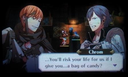 Chrom + Gaius