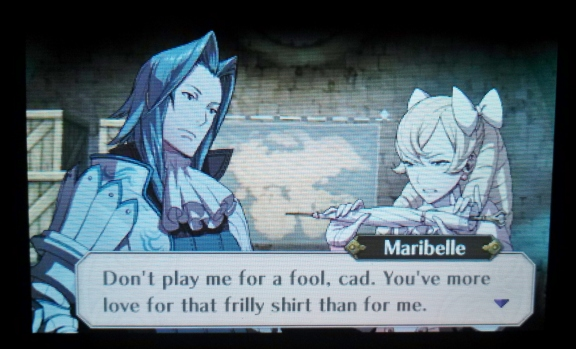 Virion and Maribelle
