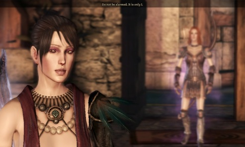 106 Morrigan has a proposition