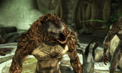 werewolf, witherfang