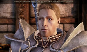 I know I'm happily with Zev now, but look at handsome Alistair... sigh.