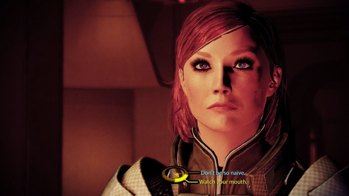 Who is Renegade Shepard -- and How Heroic Is She?