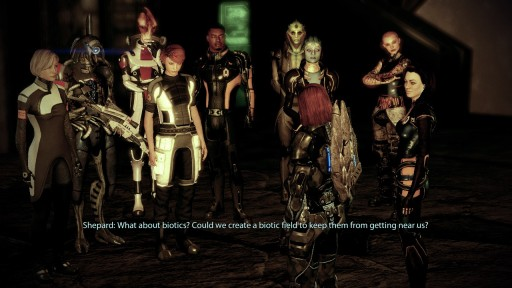 Mass Effect 2. Why do I keep replaying this when I have so many other games to play?