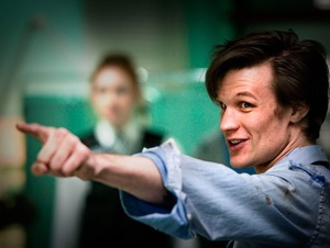 Matt-Smith-as-Doctor
