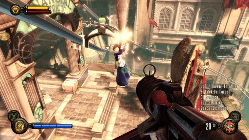 BioShock Infinite skylines