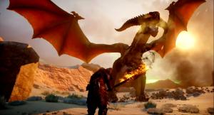 Inquisition dragon