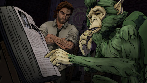 "Wolf Among Us ""Faith"""