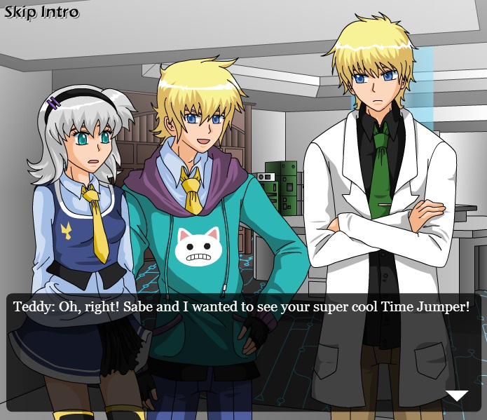 Kaleidoscope dating sim 2 riley walkthroughs