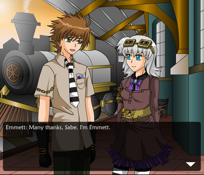 Kaleidoscope dating sim 2 love fate destiny cero en