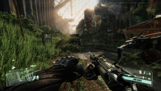 Predator Bow from Crysis 3.