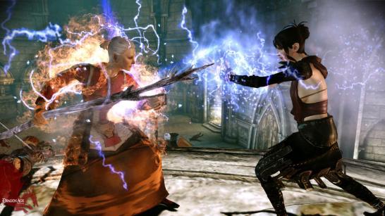 dragon-age-origins-morrigan-mage-battle