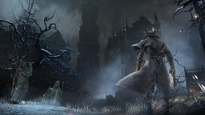 """""""Bloodborne"""": The Best Game I'm Too Scared to Play"""