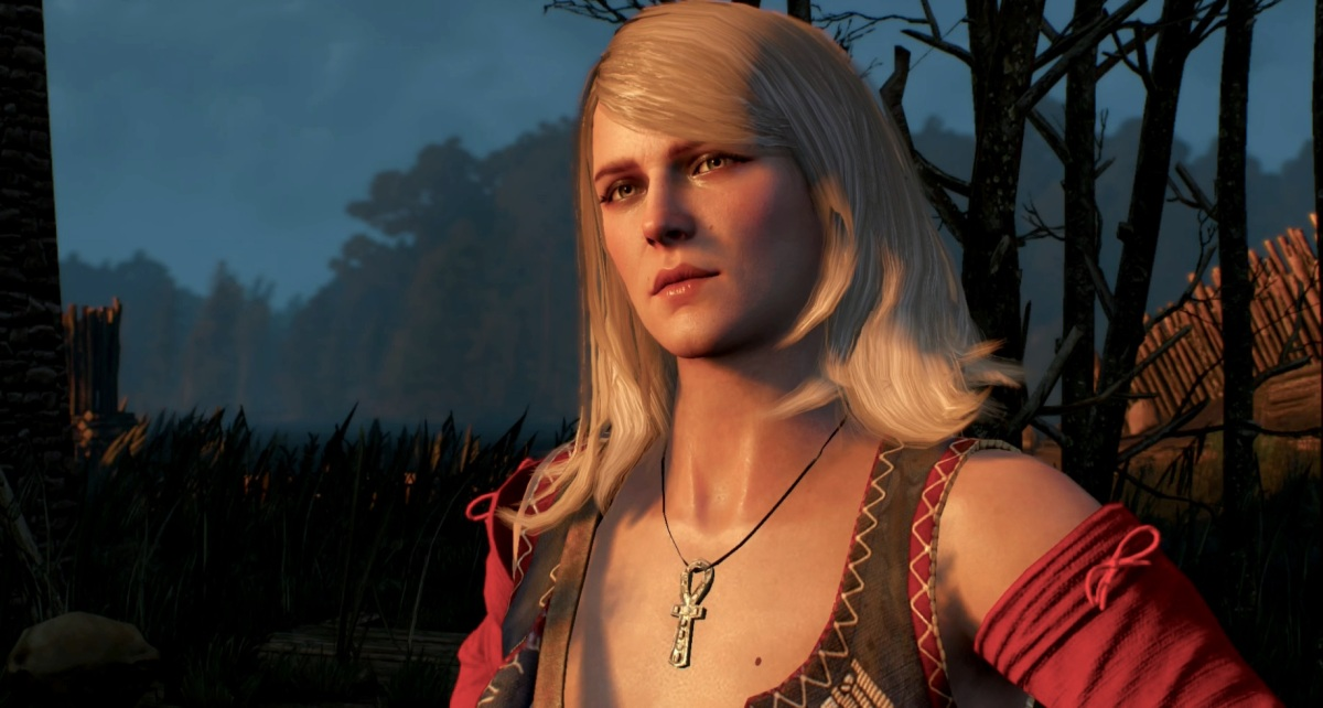 "My Favorite ""Witcher 3"" Characters (Pt. 1)"