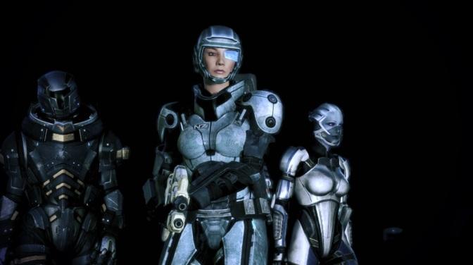 "Gaming Memory: ""Mass Effect"" Binge Weekend"