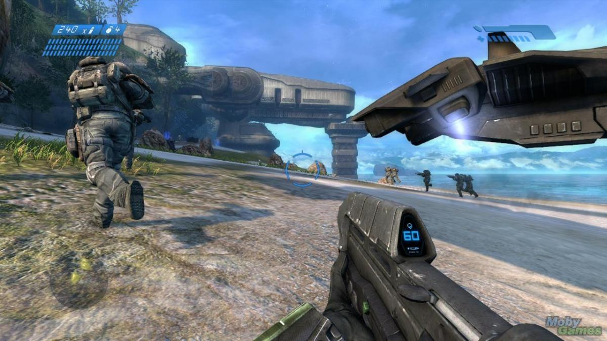 "Review: My First Time with ""Halo: Combat Evolved"""