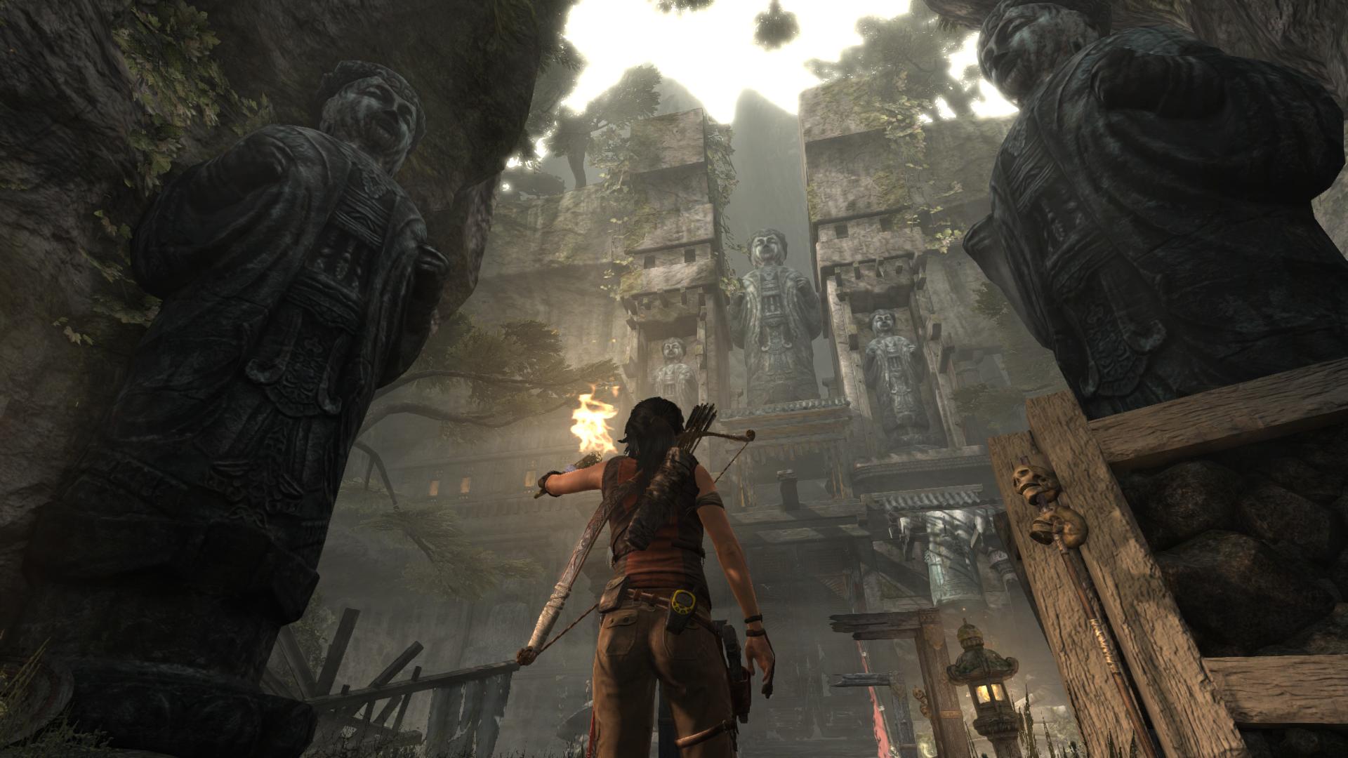 tomb raider 2013 gameplay time