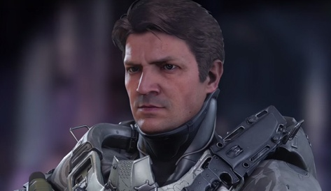 Nathan Fillion as Buck in