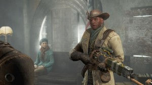 Preston Garvey, of the Minutemen