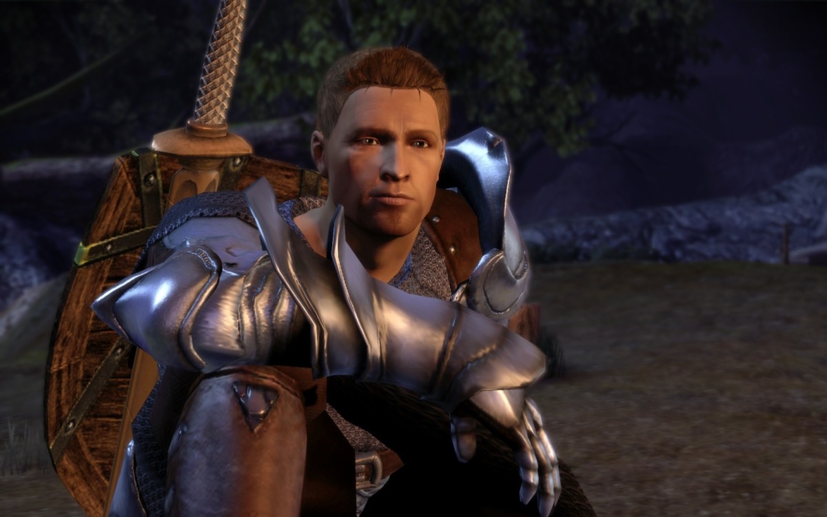 My Big Bioware Romance Post!