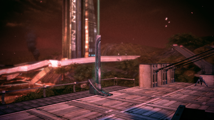 1. Mass Effect Beacon