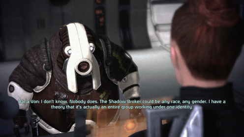 Learning about the Shadow Broker