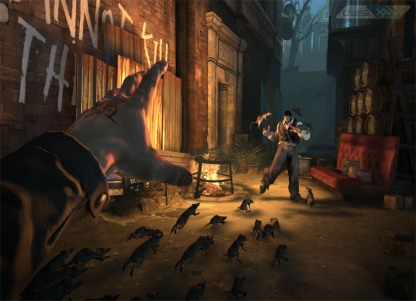 Dishonored summon rats.jpg