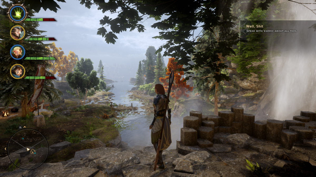 "Open World Comparison: ""Dragon Age Inquisition"" vs. ""The Witcher 3: Wild Hunt"""