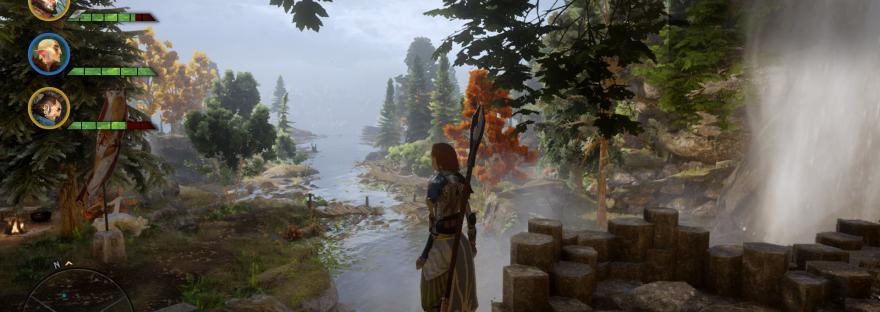Open World Comparison Dragon Age Inquisition Vs The Witcher 3