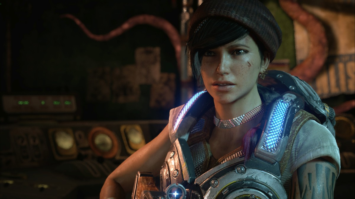 "Women in ""Gears of War"": Why I Wish Kait Were the Protagonist of Gears 4"