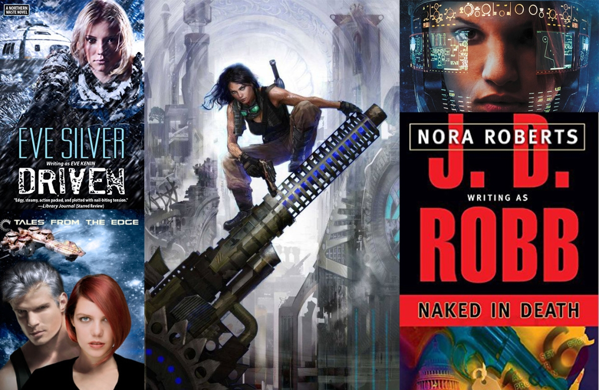 Top 5 Smutty Science Fiction Books!