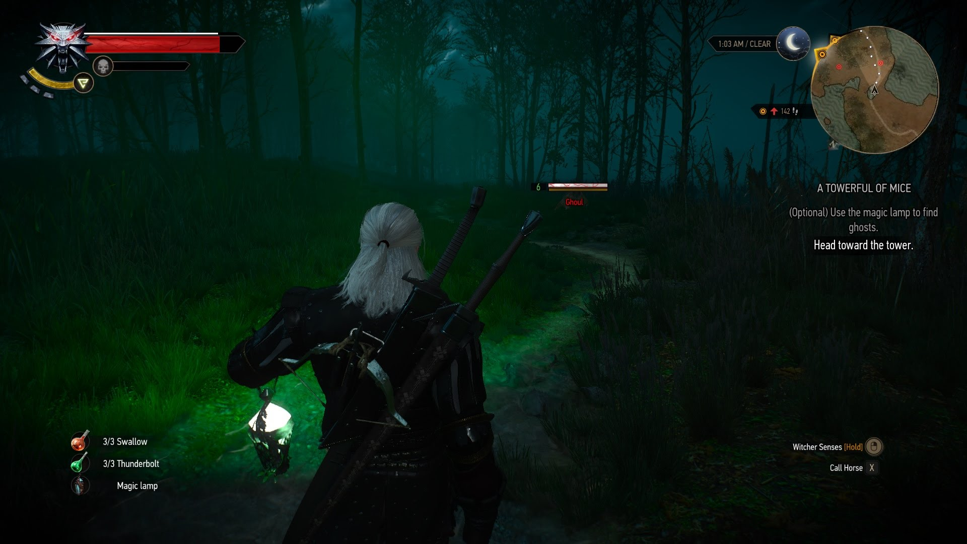 """Favorite Quests #2: A Haunted Island in """"The Witcher 3""""   Robo♥beat"""