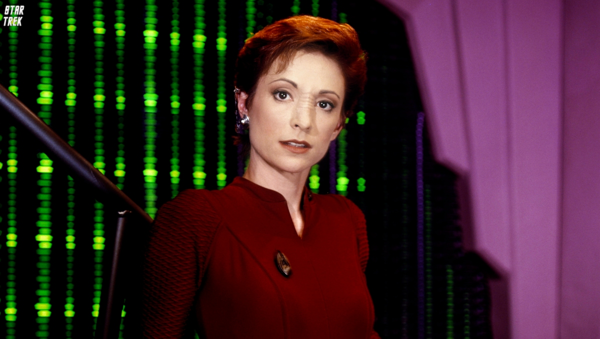 Characters Who Inspire Me: Kira Nerys