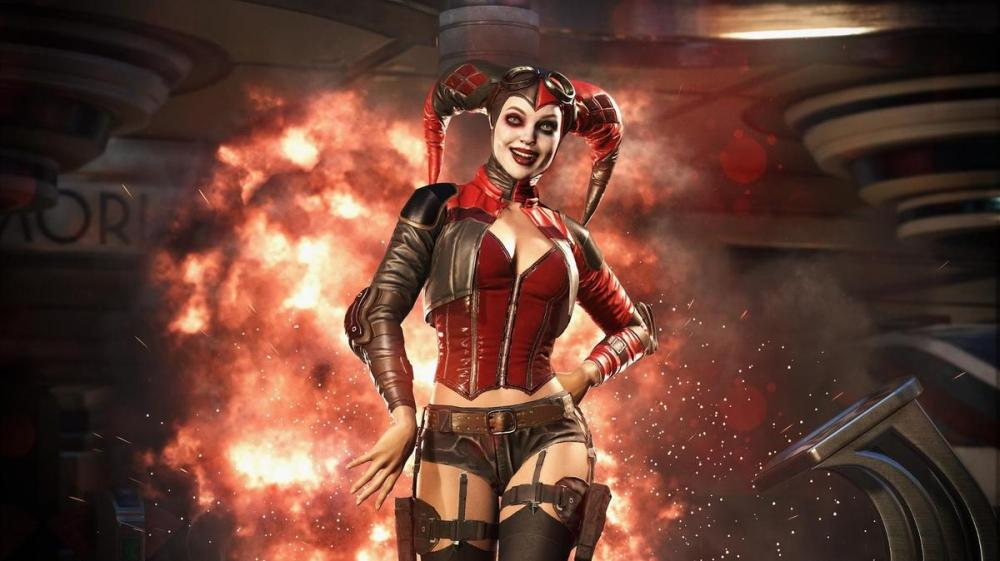 Harley Injustice 2