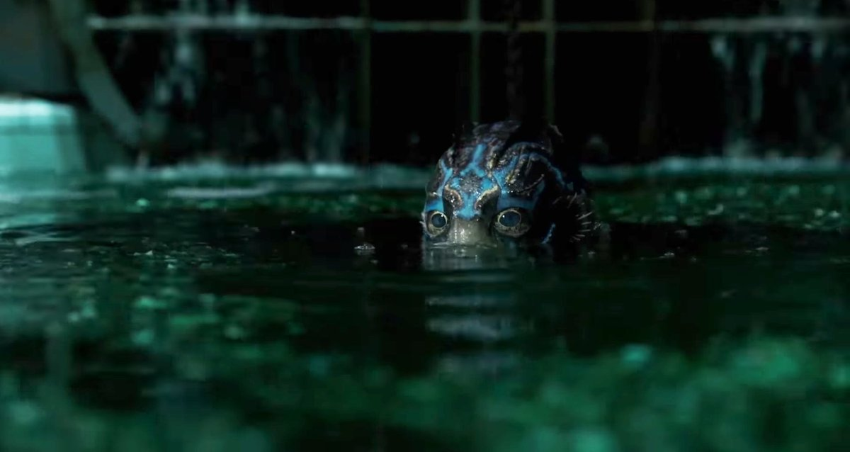"""The Shape of Water"" Review: An Alien Fairytale"