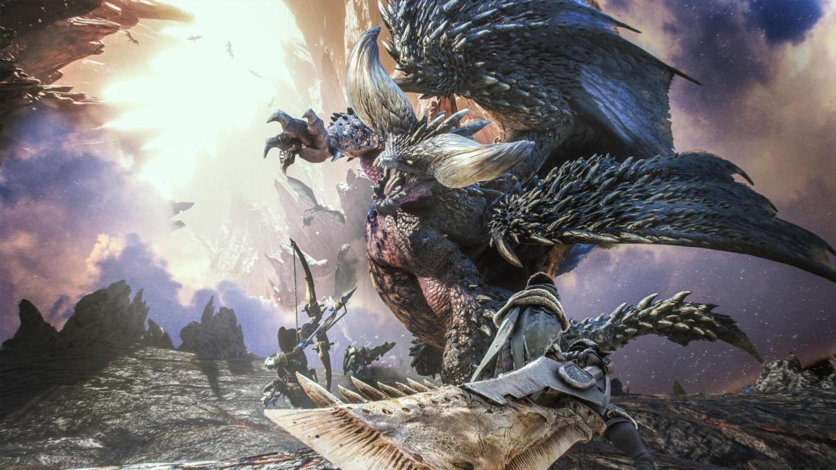 30 Hours as a Monster Hunter: First Impressions