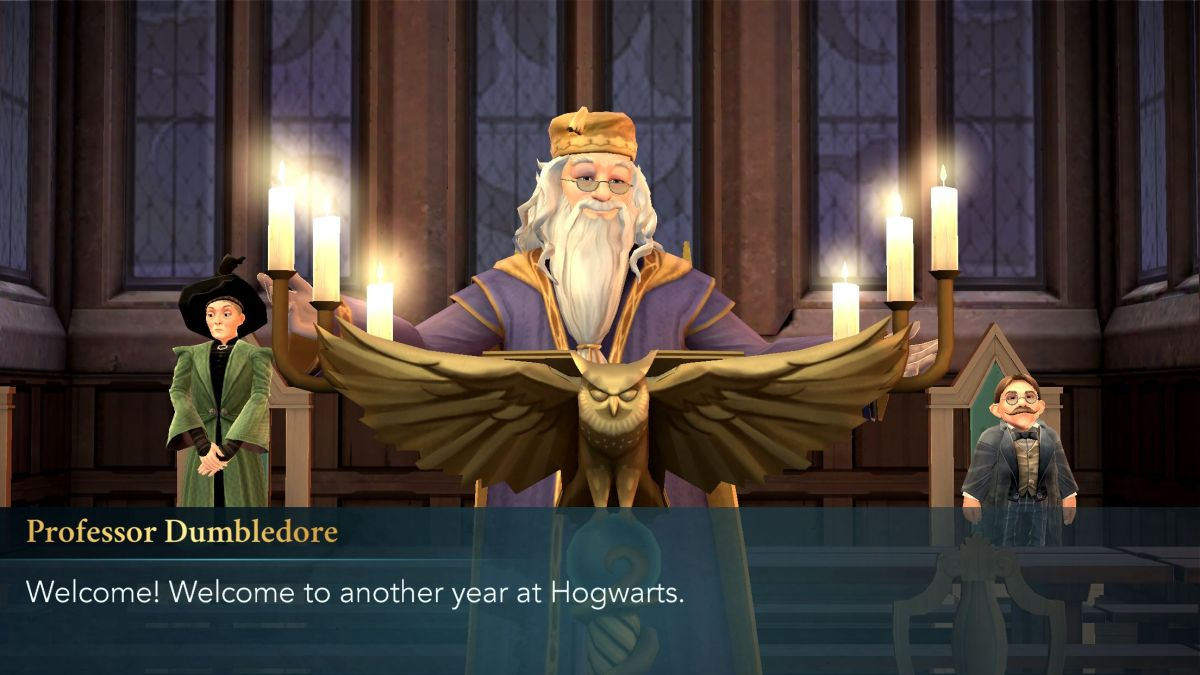 The Mobile Game That Makes Me Feel Like I've Died and Gone to Hogwarts