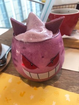 Pokemon Cafe - drink