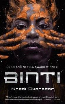 Binti book cover