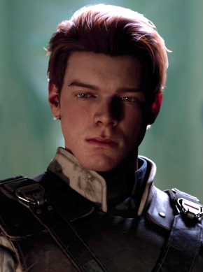 Cal from Star Wars Jedi Fallen Order