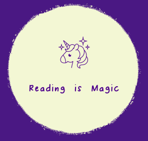 Reading is Magic logo