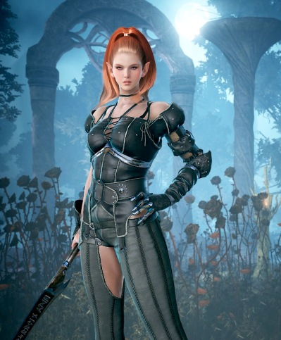 Black Desert Online character screenshot