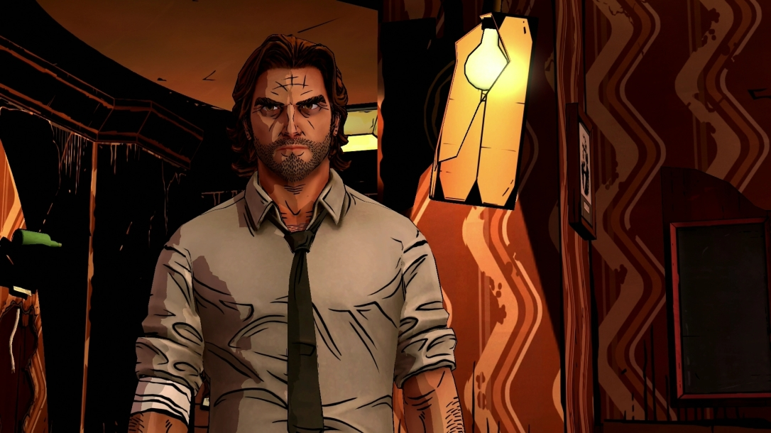 Wolf Among Us Bigby